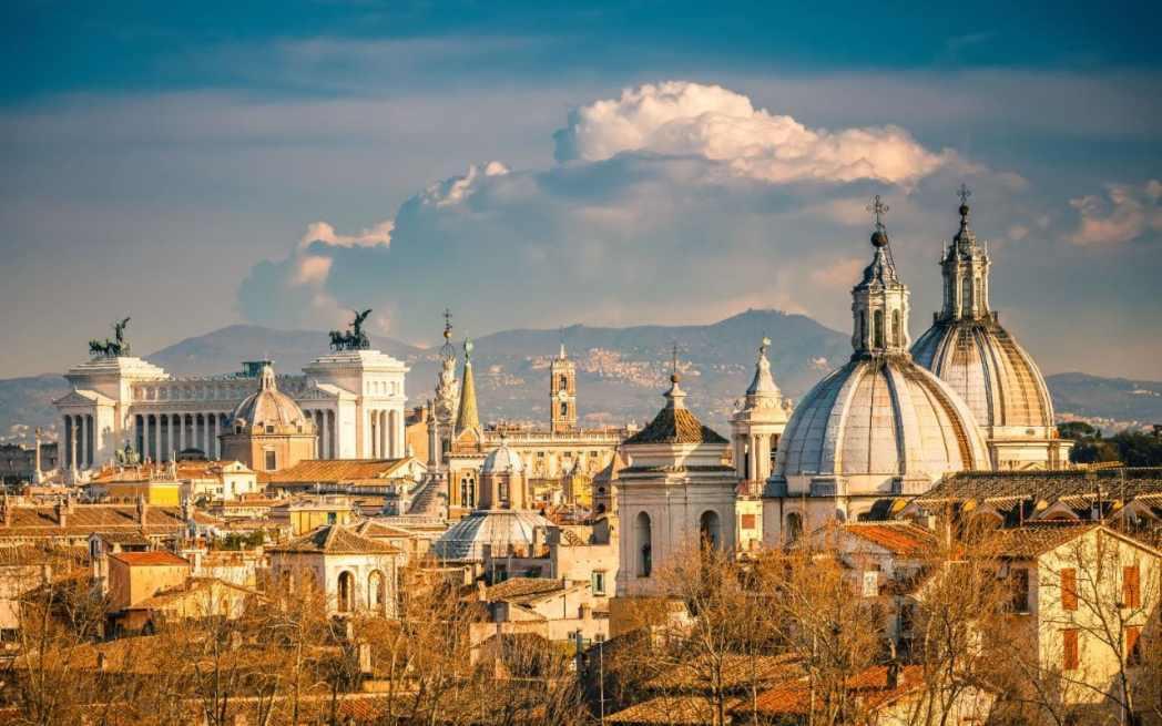 Rome là thành phố được yêu thích nhất châu Âu của các tay phượt