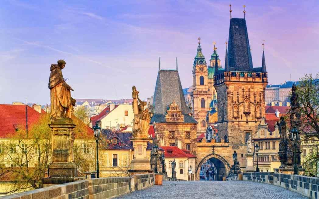 Prague là một thành phố mang vẻ đẹp ấn tượng