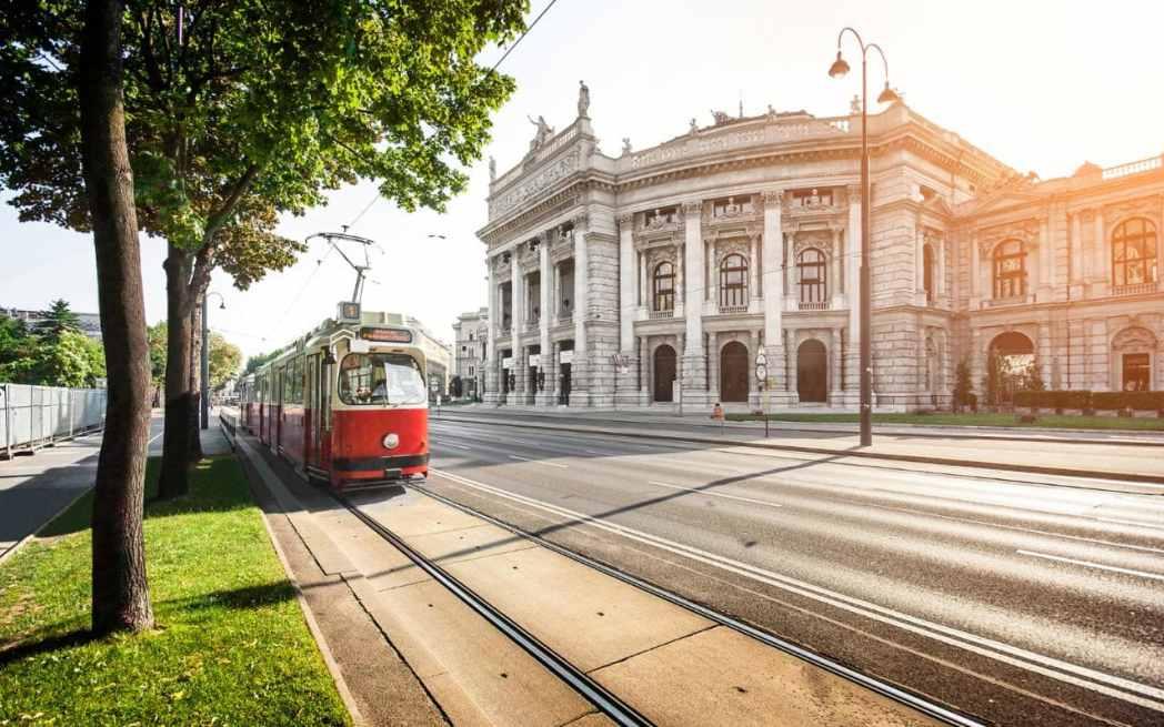 Vienna là nơi hòa trộn cả vẻ đẹp văn hóa lẫn vẻ đẹp kiến trúc