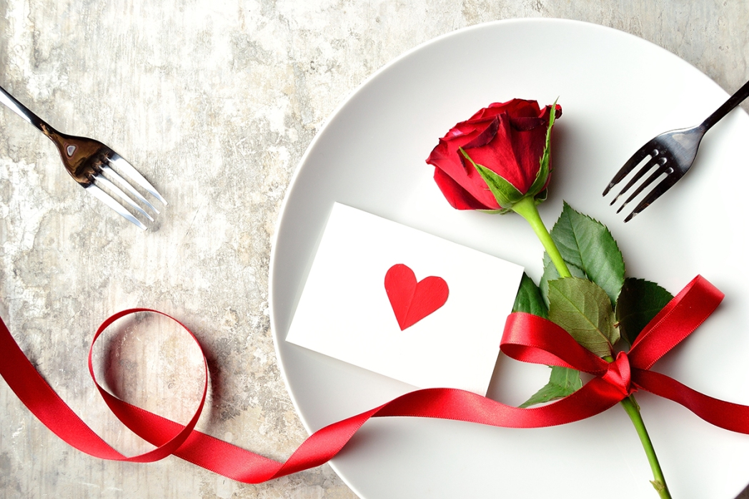 Một bữa ăn tối sẽ là một món quà vô cùng lãng mạng