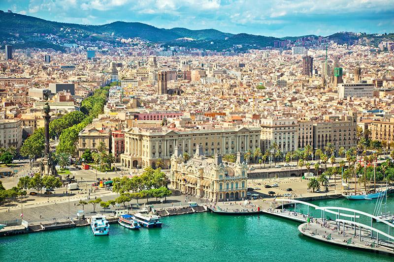 Barcelona từng là chủ nhà của Thế vận hội mùa hè 1992