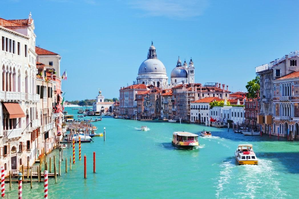Ý thu hút hàng triệu lượt khách du lịch hằng năm